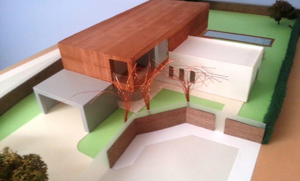 Diseño de casas en Villanueva de la Cañada