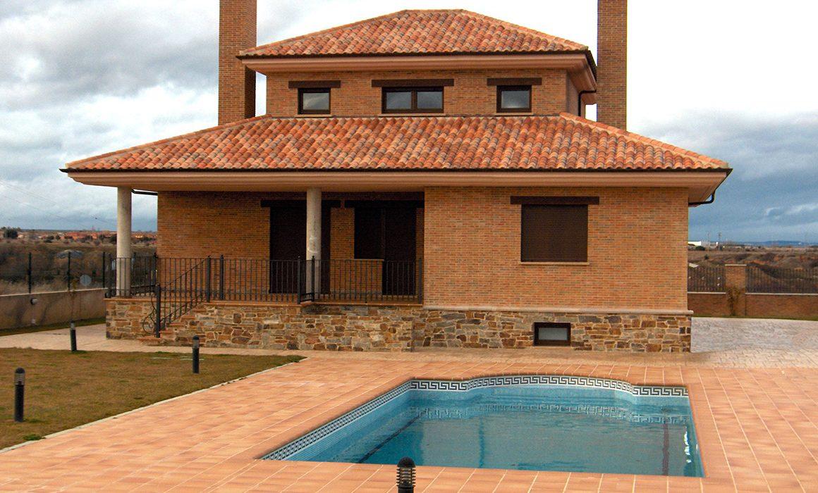 Diseño de casas ADyG Banuncias